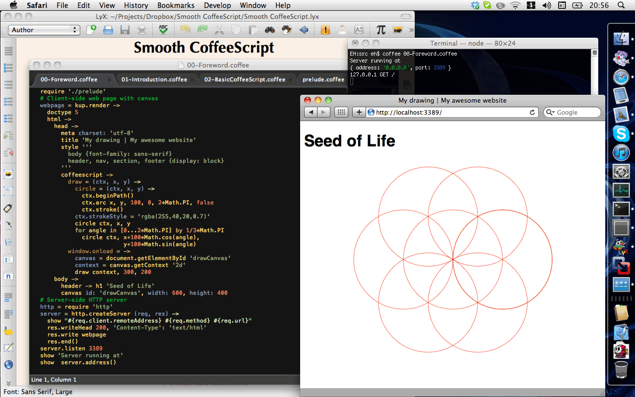 Line Drawing In Html : Tadaonmacosx.png